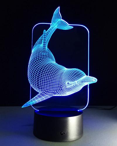 Светильник 3D