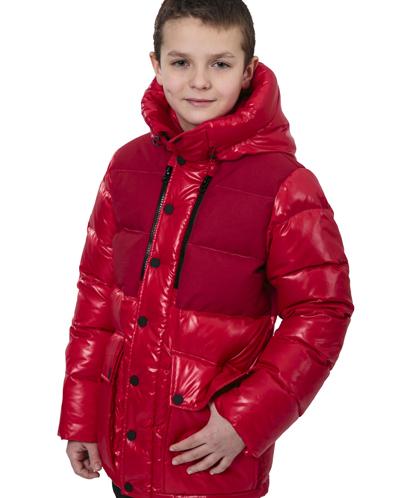 Детская куртка А*З18*12*268 пух