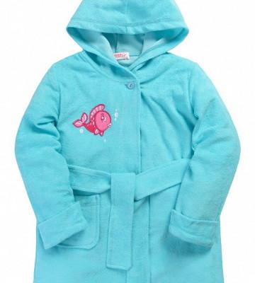 халат для девочки Takro