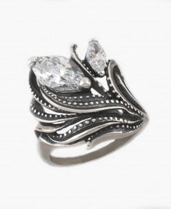 Кольцо из серебра Зара Юмила