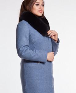 Пальто зимнее 20540Т (маренго)
