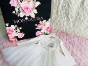 новое платье Италия. monnalisa 24 мес. 92