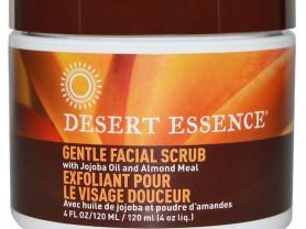 Нежный стимулирующий скраб для лица, Desert Essenc