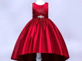 Новое, праздничное платье (подклад из хлопка)