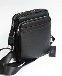 Мужская кожаная сумка Dierhoff ДМ 2003