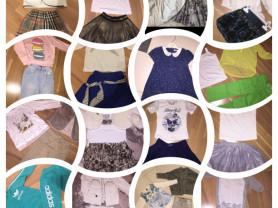 продам много одежды для девочек