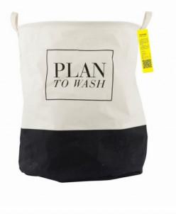 Корзина для белья Plan to wash