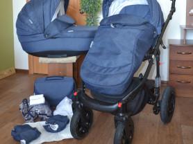 Продам коляску Bebe-mobile 2в1 в отличном состояни