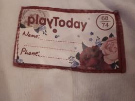 Комбинезон PlayToday
