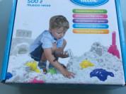 Уникальная игрушка - Живой песок (0.5 кг) Новый