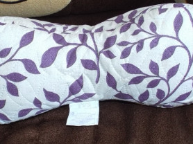 Подушка валик кость