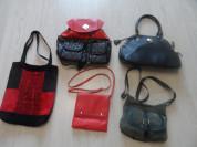 Женские сумки и рюкзаки кожа натуральная и кожзам.