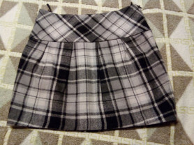 Новая юбка Oggi тёплая на подкладке...