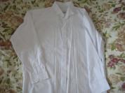 мужская рубашка под смокинг
