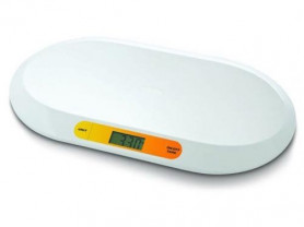 Весы Selby BS-951, цвет: белый