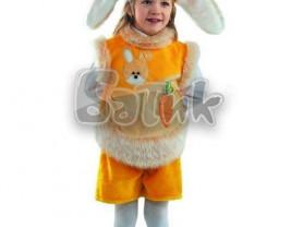 Кролик Лучик костюм новогодний для мальчка
