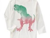 Футболка Crazy8 с динозавром