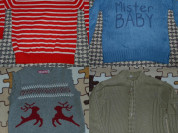 Детская одежда пакетами р. 92-98