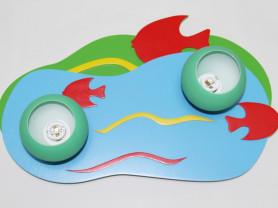 Детская потолочная люстра СД.Л.004