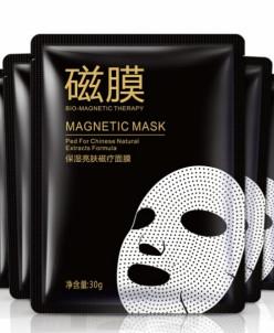 Магнитная омолаживающая маска с экстрактом розы Bio-magnetic