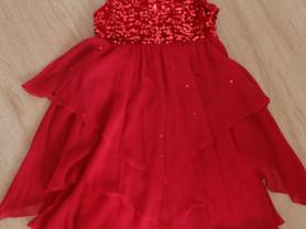 Платье нарядное Gulliver 110-116см