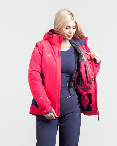Куртка зимняя Snow Headquarter В-8057, фуксия