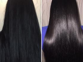 Кератиновое выпрямление 🎀Ботокс волос
