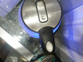 чайник с подсветкой, почти не использовался, электрический