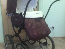 коляска классика geobu
