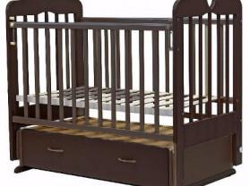 Кроватка классическая Топотушки Виолетта-6