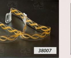 CR бретель силиконовая 38007