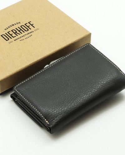 Мужское кожаное портмоне Dierhoff Д 8106-004