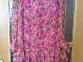 Платье Tintoretto размер евро 38 на наш 44-46 б/у