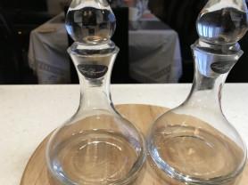 Бутылочки под уксус и масло. Италия.