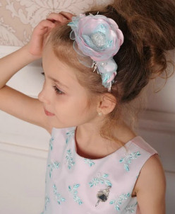 "Ободок для волос ""Балерина"""