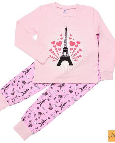Пижама для девочки 1770-55-055