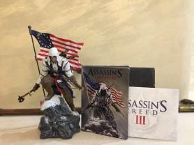 Коллекционная фигурка Assassin's Creed III Connor Freedom Edition
