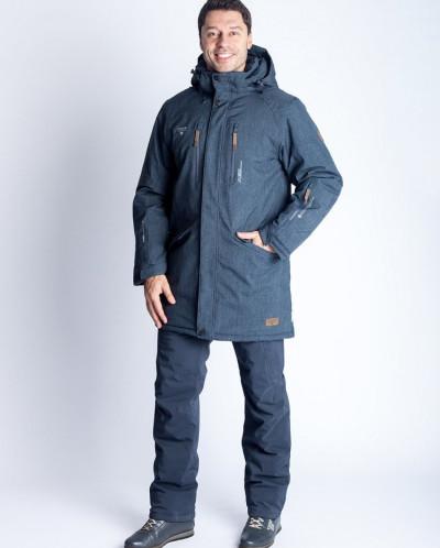 Куртка Snow Headquarter А-8529, Тёмно-серый