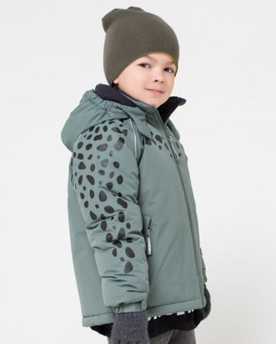 Куртка зимняя мальчик Крокид Crockid зима 19-20