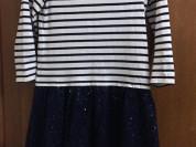 Шикарное платье GAP размер 12-13лет рост 145-148см