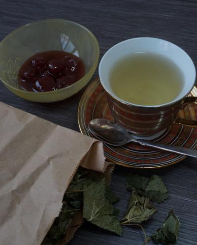 Чай травяной Смородина