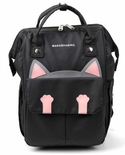 Женский текстильный рюкзак Маршаринг лапки