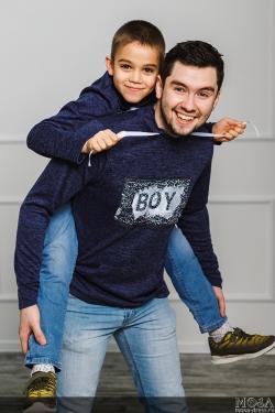 "Комплект мама+папа+дочка ""BOY\GIRL"""