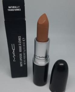 Mac matte lipstick помада матовая naturally transformed