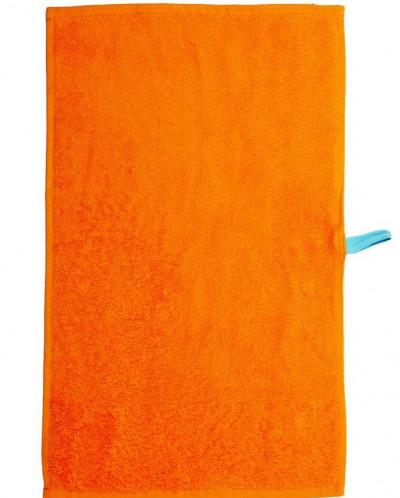 INDIGO Полотенце 50х90 см, оранжевое (100% хлопок)