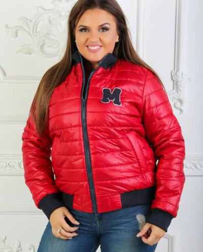 Верхняя одежда 48+ #Куртка  Модель 00112