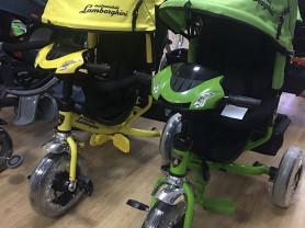 детский велосипед Lambordhini L2 -2017 Новинка