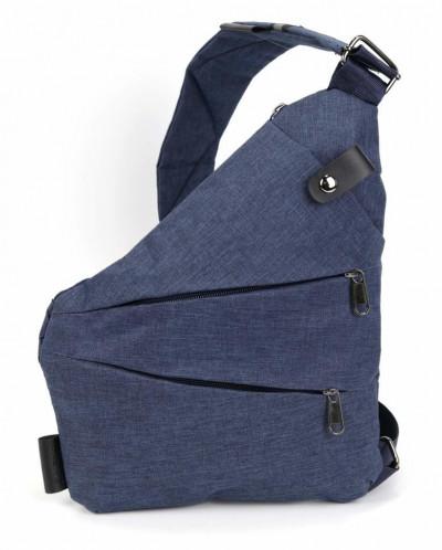 Мужская сумка Фино 6016-1 Синий