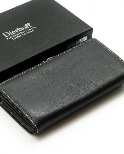 Мужское кожаное портмоне Dierhoff Д 8106-002