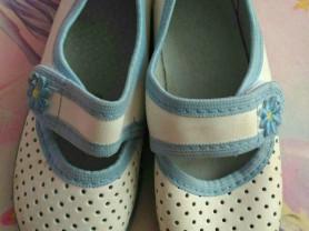 Туфли для девочки, р.26
